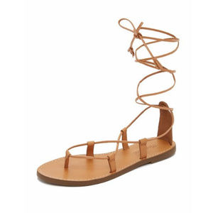 MADEWELL KANA Lace Up Gladiator Sandal